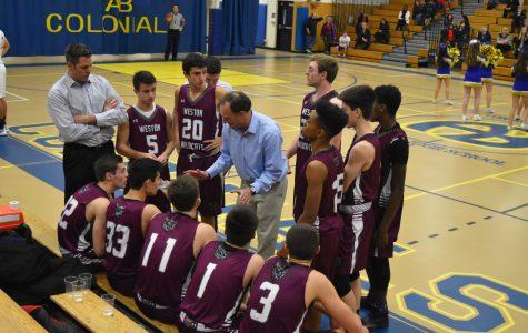Boys varsity basketball has high hopes for the season