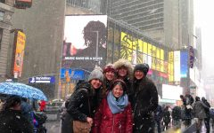 Spanish literature class takes their learning to the streets of New York