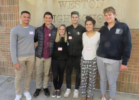 Weston families support British teens seeking NCAA soccer opportunities