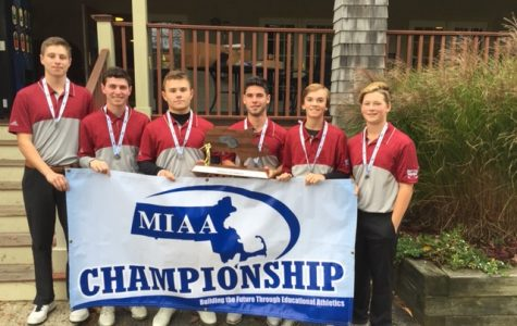 Golf team swings to second-place finish in Division 3 State Tournament