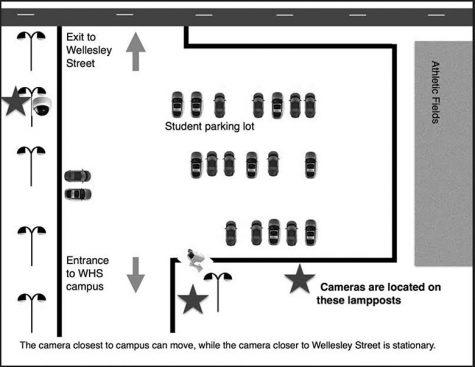 Q&A with Lee McCanne explains the goals of video surveillance on campus