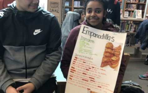 Students present projects at annual World Language Fair