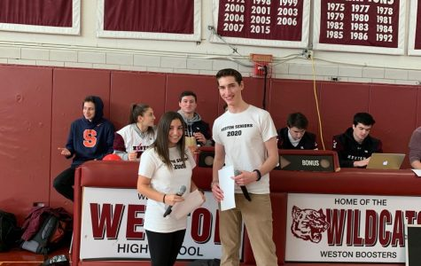 New co-emcees work to build stronger school community