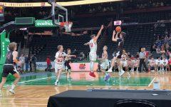 Boys varsity basketball plays Waltham at the TD Garden in Boston
