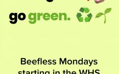 Navigation to Story: Juniors introduce Meatless Monday initiative to WHS