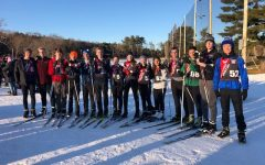 Navigation to Story: WHS Nordic Ski Team growing in its second season