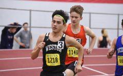 Navigation to Story: Track and field team resumes competition amidst COVID protocols