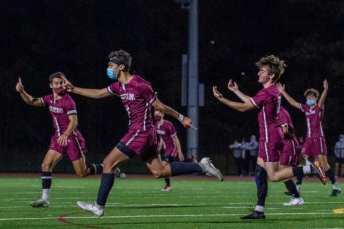 senior boys soccer