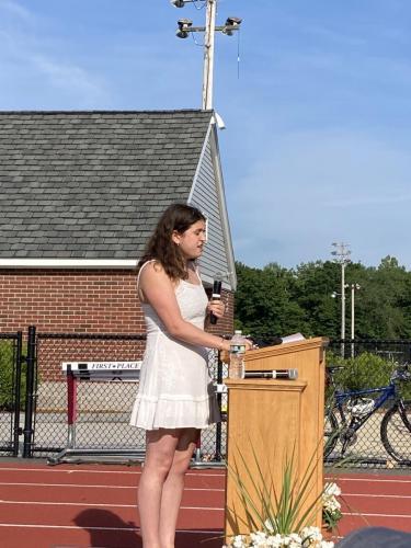 Casey Friedman speech
